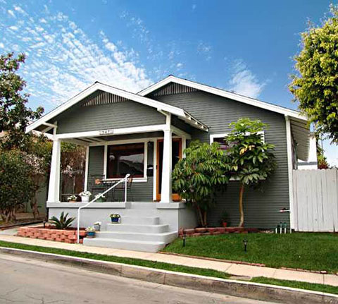 Long Beach Craftsman Homes